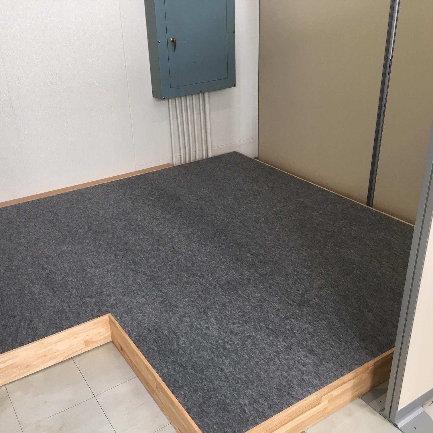 徳島・香川のオフィス内装工事|別注木製家具
