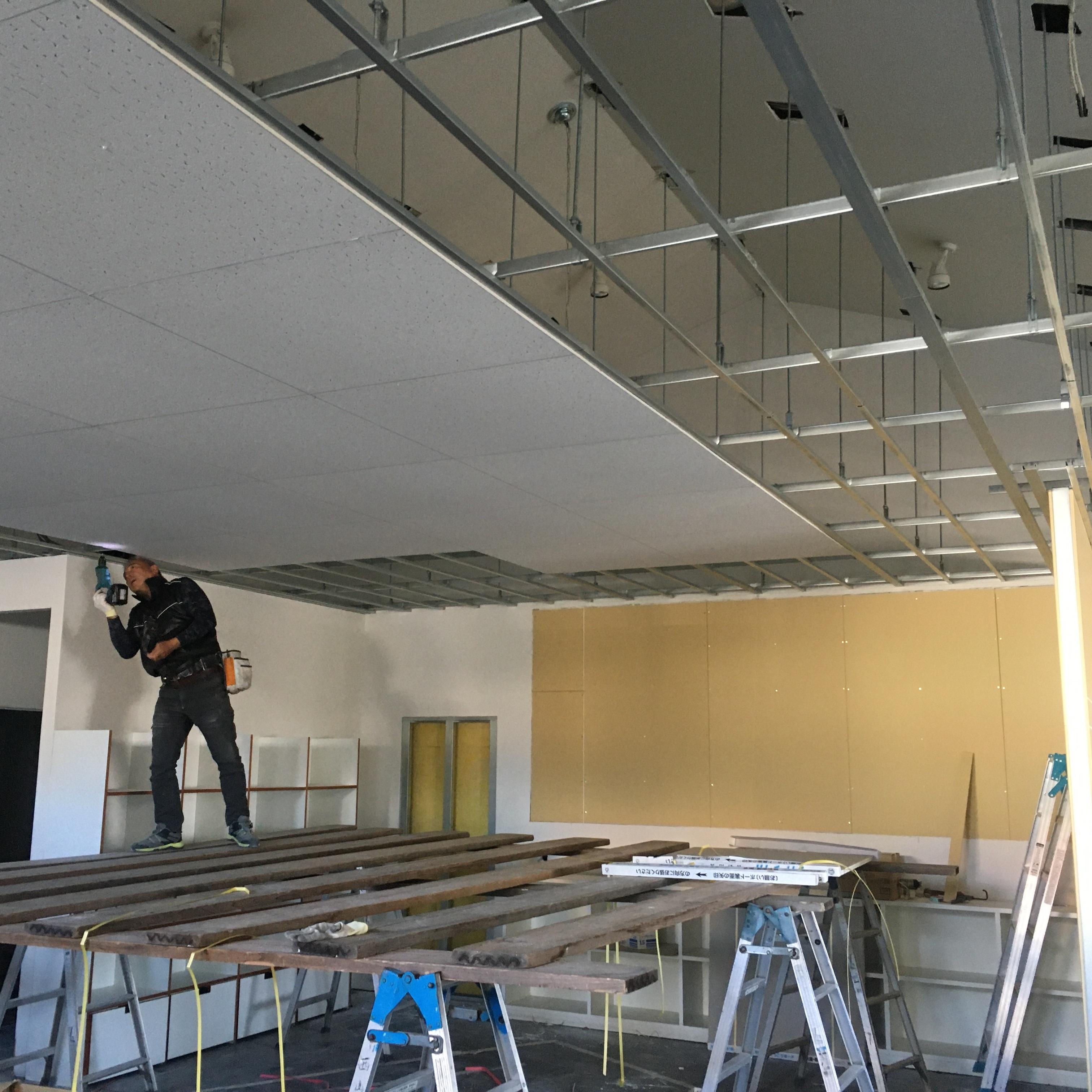 徳島・香川のオフィス内装工事|学習塾向け 内装全面リノベーション