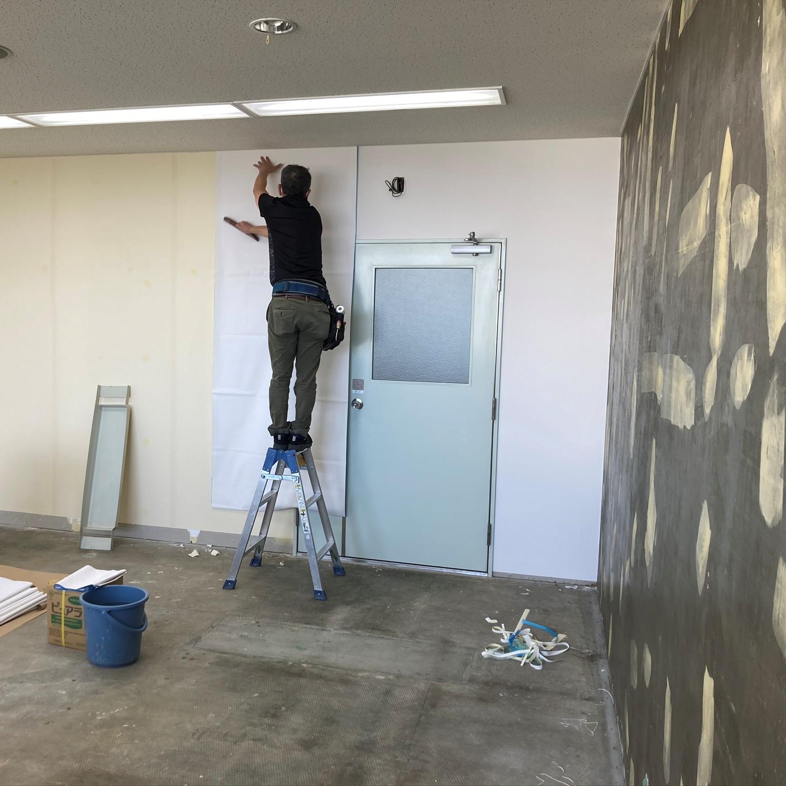 徳島・香川のオフィス内装工事|所長室の全面リフォーム工事