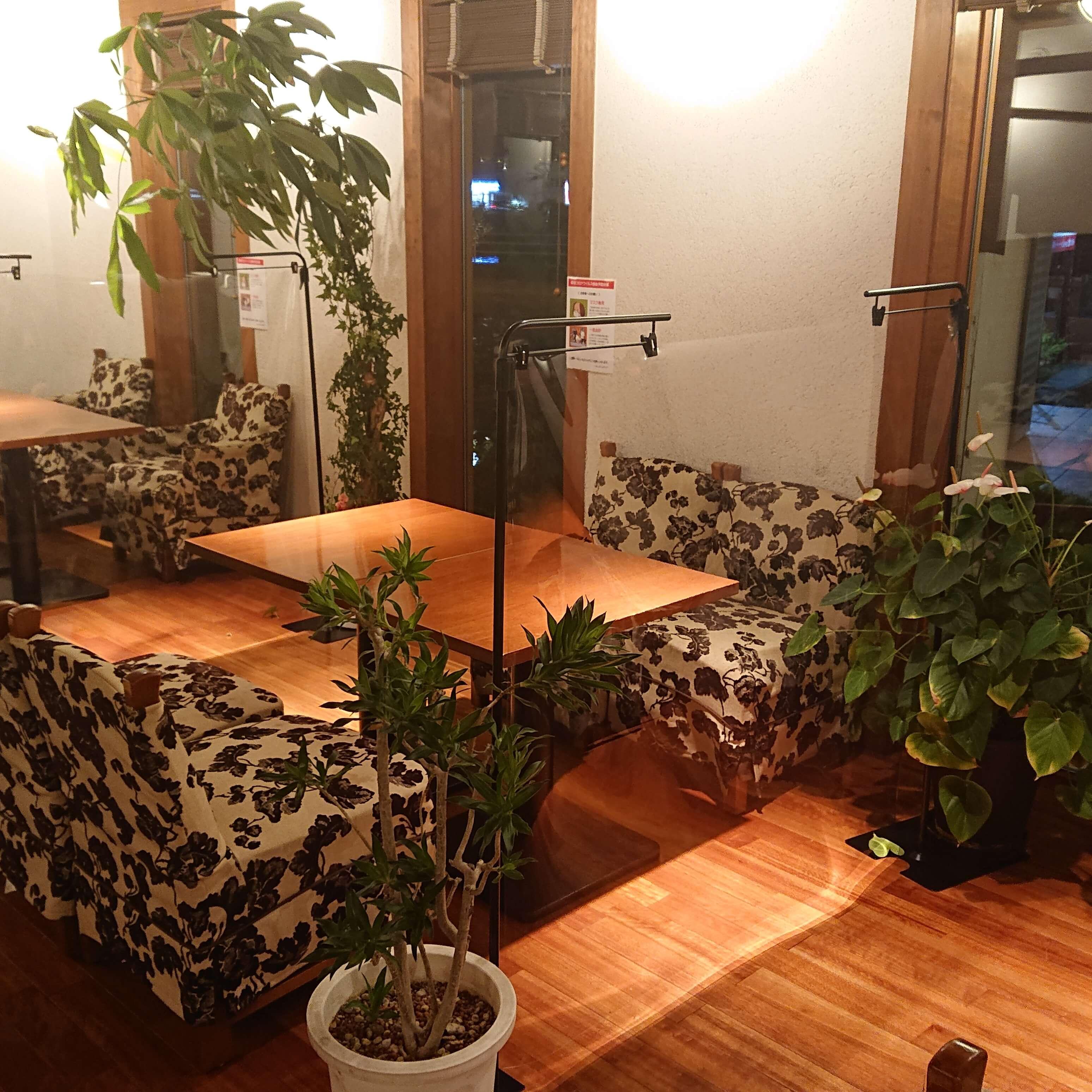 徳島・香川のオフィス内装工事|透明ビニールフィルムパーテーション設置(新型コロナウィルス対策)